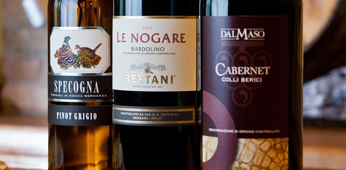 Distribuzione vini e bevande Veneto